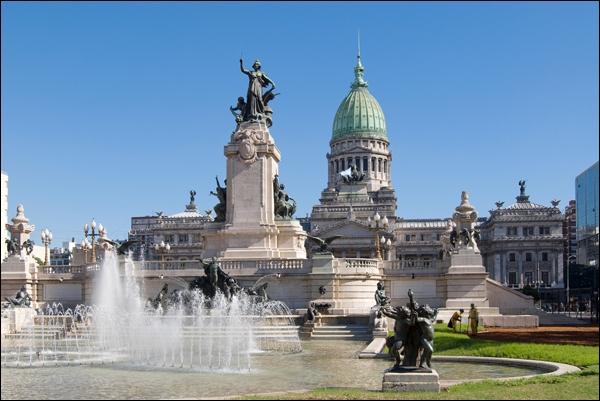 Quelle est la capitale de l'Argentine ?