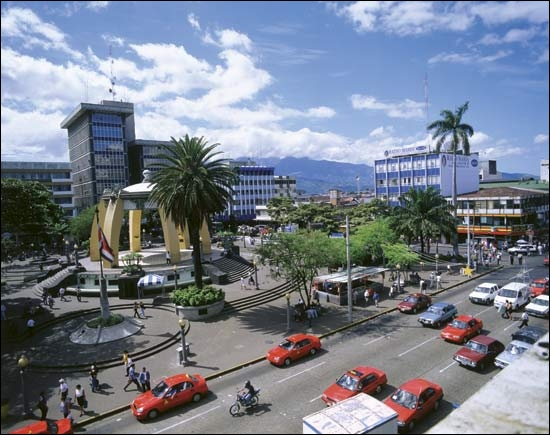 Quelle est la capitale du Costa Rica ?