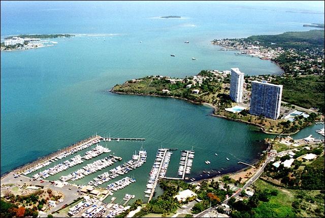 Quelle est la capitale de Porto Rico ?