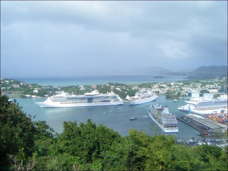 Quelle est la capitale de Sainte Lucie ?