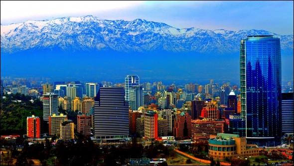 Quelle est la capitale du Chili ?