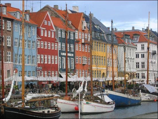 Quelle est la capitale du Danemark ?
