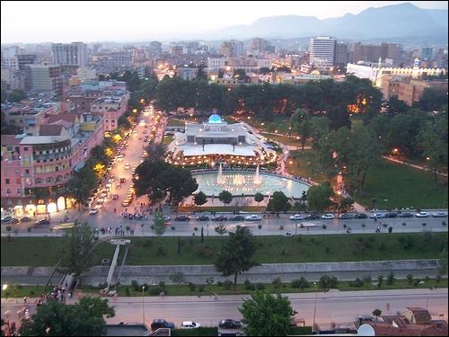Quelle est la capitale de l'Albanie ?