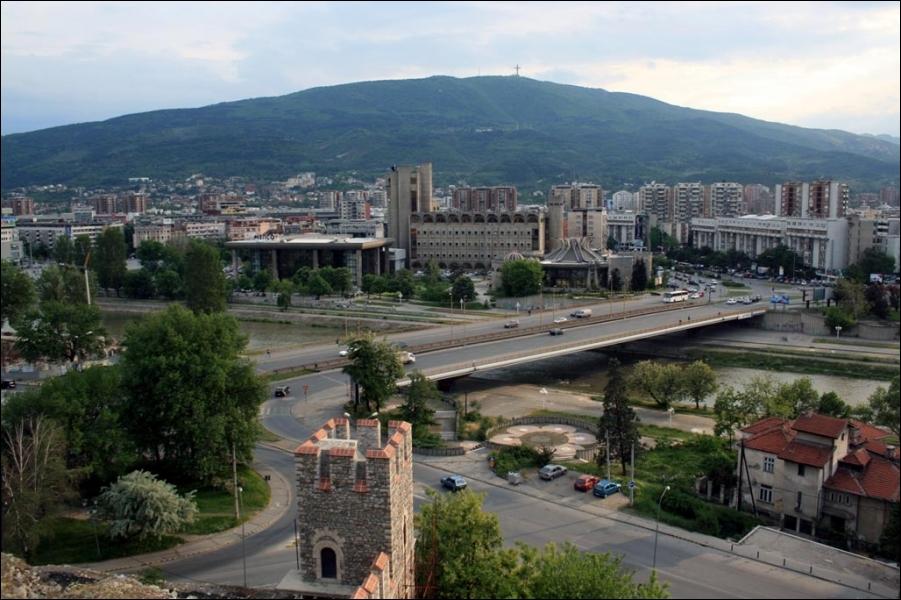 Quelle est la capitale de la Macédoine ?