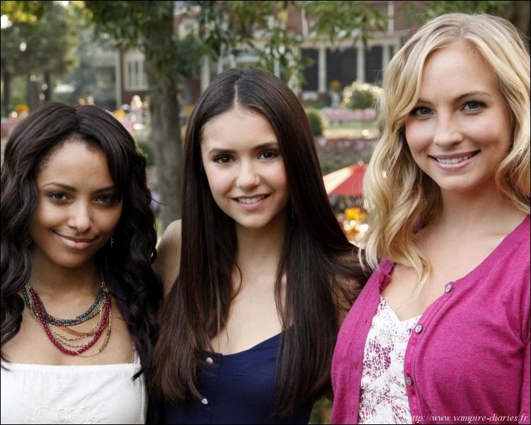 Qui sont les meilleures amies d'Elena ?
