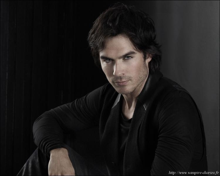 Quel est le nom de l'acteur qui joue le rôle de Damon ?