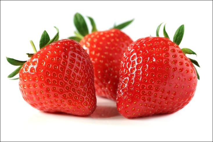 Comment dit-on fraise en anglais ?