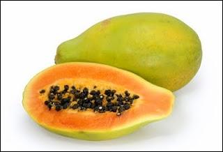 Comment dit-on papaye en anglais ?