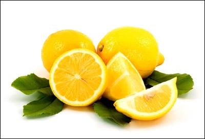 Comment dit-on citron en anglais ?