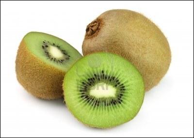 Comment dit-on kiwi en anglais ?