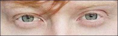 À qui appartiennent ces yeux ?