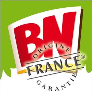Quel est le slogan de la marque  BN  ?