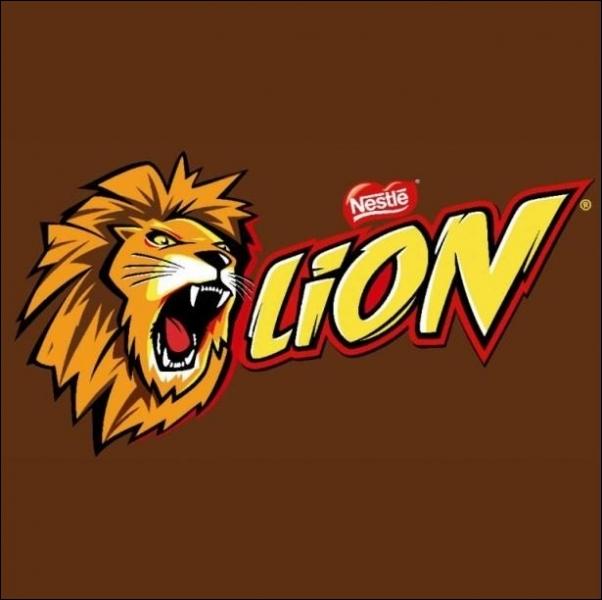 Quel est le slogan de la marque  Lion  ?