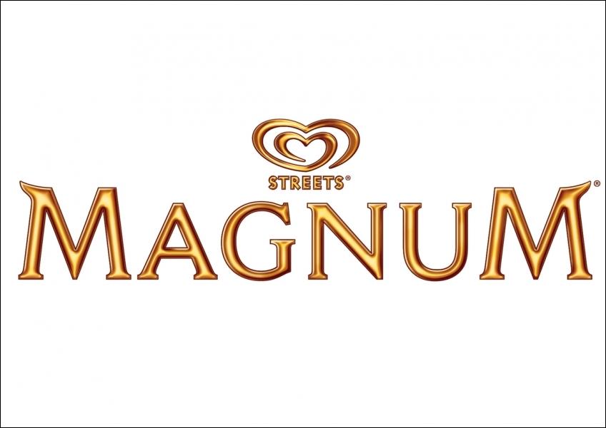 Quel est le slogan de la marque  Magnum  ?