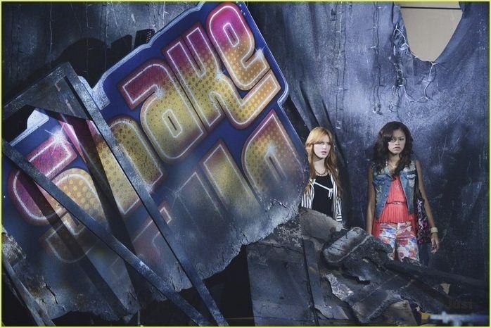 Shake It Up : saison 3