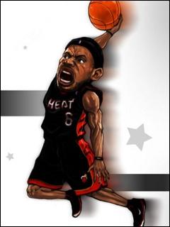 Qui est ce basketteur américain ?