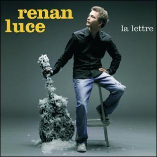 """""""La Lettre"""" de Renan Luce. Mais moi je suis un homme, qui aime bien ce genre de jeu j'veux bien qu'elle me nomme..."""