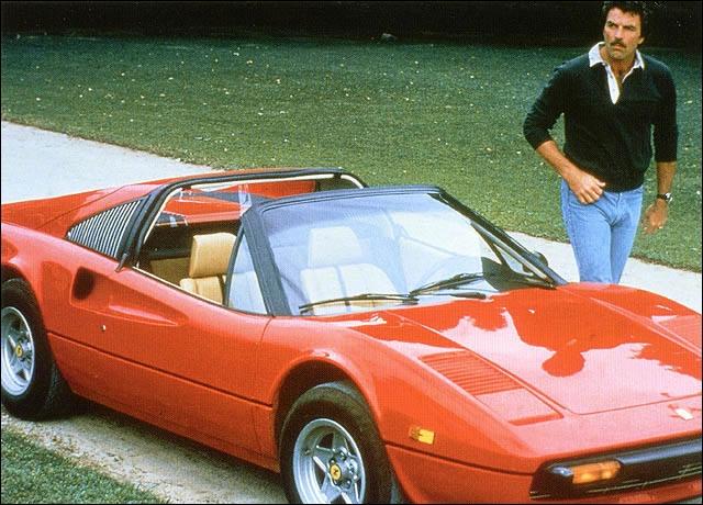 On peut voir cette Ferrari dans :