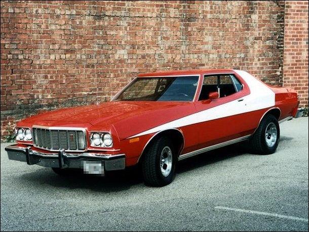 On peut voir cette Gran Torino dans :