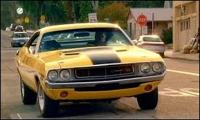 Cette Dodge Challenger qui appartient à Gibbs apparaît dans :