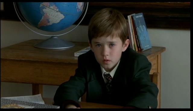 Que dit Cole à son professeur ?