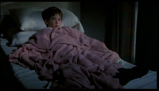 A l'hôpital, qu'est-ce que Cole avoue à Malcolm ?
