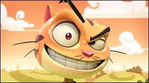 Mr Chat a une seconde manie dans la saison 2. Laquelle ?