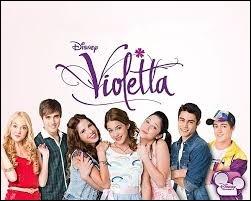 Le portable de Violetta est :