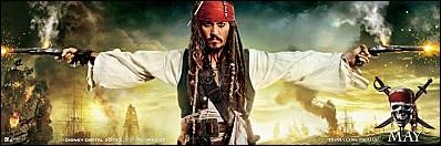 Quel est le nom de l'acteur qui joue Jack Sparrow ?