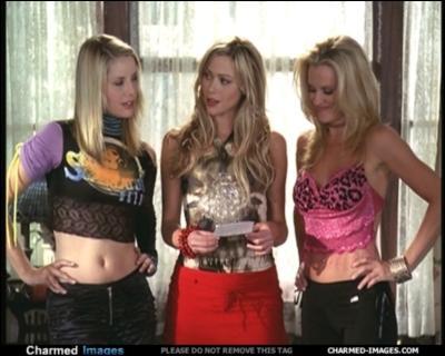 Comment Chris est sûr que les sœurs Stillman (les 3 blondes) ne sont pas les vraies sœurs Halliwell ?