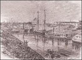 Quel canal est inauguré en 1869 ?