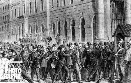 Pour préparer la restauration de l'empire, Louis-Napoléon Bonaparte fait un coup d'État le 2 décembre 1851. Pourquoi le 2 décembre est une date symbolique chez les Bonaparte ?