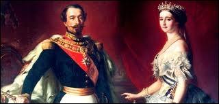 L'empereur se marie en 1853. Qui épouse-t-il ? Cette femme sera la seule impératrice du Second Empire.