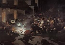 Le 14 janvier 1858, un attentat vise à assassiner Napoléon III. Comment se nomme cet attentat ?