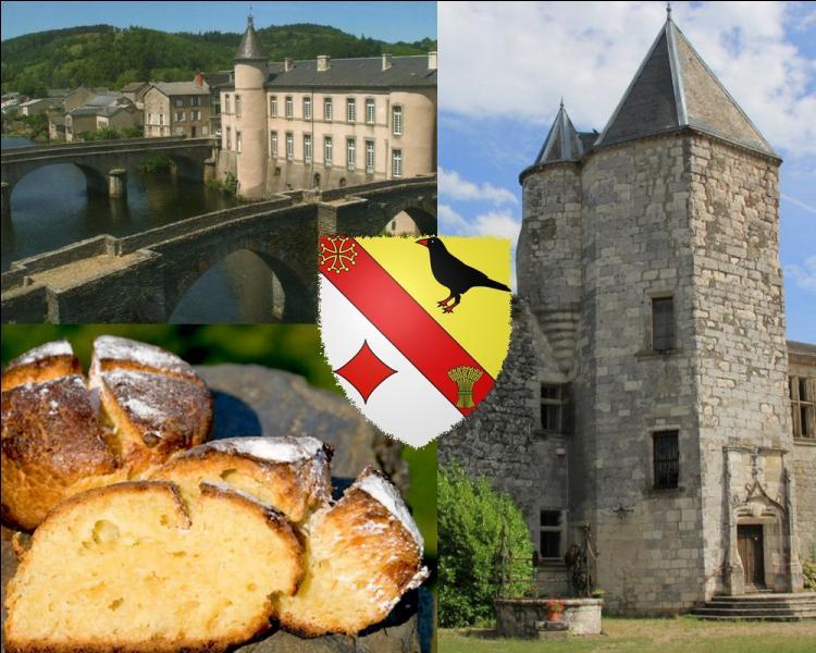 Fabriqué avec du caillé de brebis pour environ les 3/4 de sa composition totale, ce gâteau à la fois rustique et précieux fait partie du patrimoine local de Brassac petite localité du Tarn ... .