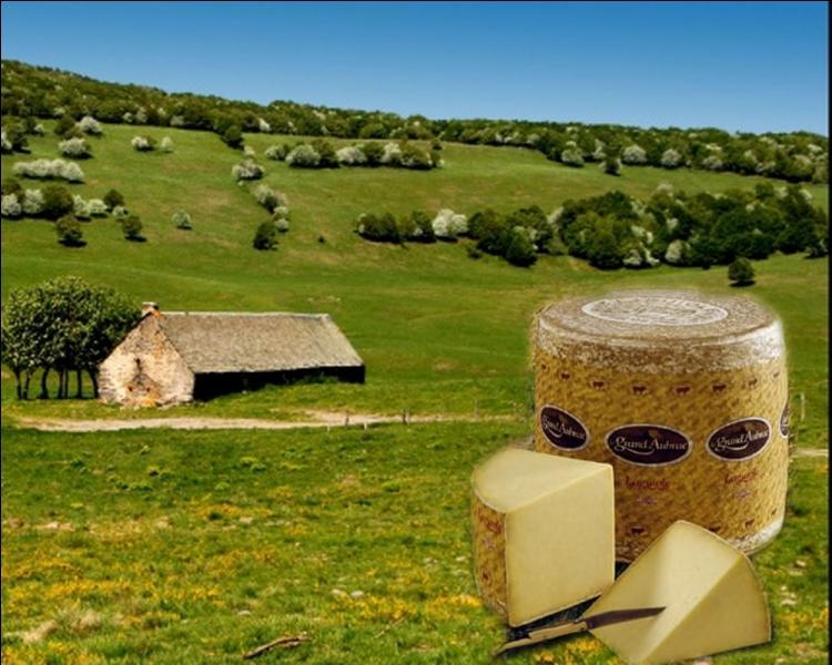 Le laguiole est une appellation fromagère de la région de l'Aubrac, qui doit son nom au bourg de Laguiole dans l'Aveyron. C'est un fromage a pâte pressée non cuite issu de lait de.....
