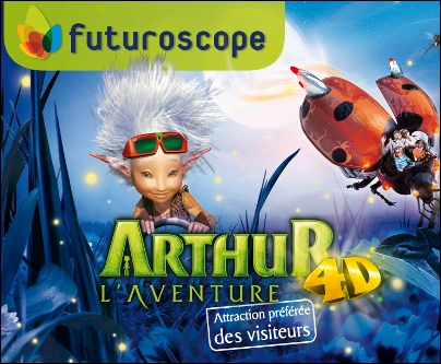 Qui a fait le film de l'attraction  Arthur, l'Aventure 4D  ?
