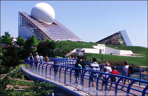 Quelle est la date de l'inauguration du parc ?