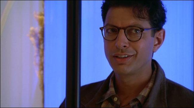 Dans lequel de ces trois films peut-on voir Jeff Goldblum /