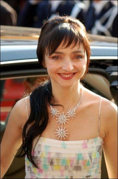 """Après avoir tourné dans """"Pulp Fiction"""", Maria de Meideros a joué dans plusieurs films français, trouvez le bon !"""