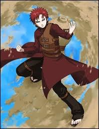 Lorsque la fratrie du sable intervient, ils disent   Nous sommes un pays allié à Konoha (Temari), nous sommes les ninjas (Kankûro)..... mais que dit Gaara ?