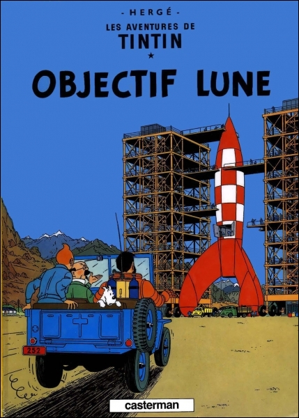 Pour quelle raison le professeur Tournesol pique-t-il une crise de colère épouvantable dans Objectif Lune ?