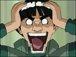Lorsque Lee veut utiliser la technique de la Fleur de Lotus sur Sasuke, Gaï l'en empêche, mais il apparaît avec son invocation. Laquelle ?