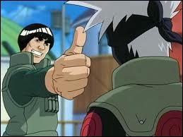 Lors d'un flash-back de Lee, on peut voir Gaï proposer un défi à Kakashi car ils en sont tous les deux au même nombre de victoire l'un sur l'autre. Combien ?