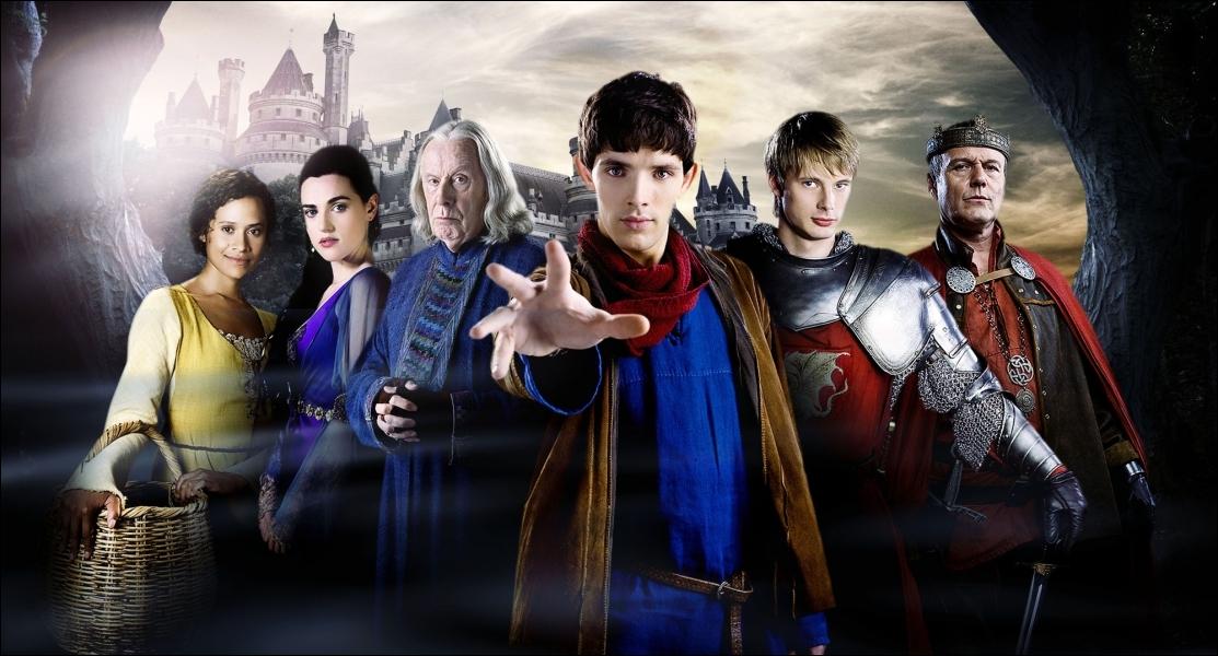 De quelle origine sont les acteurs de Merlin ?