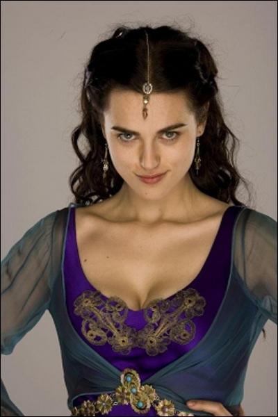 Pendant toute la série Merlin, qu'apprend-on sur Morgane ?
