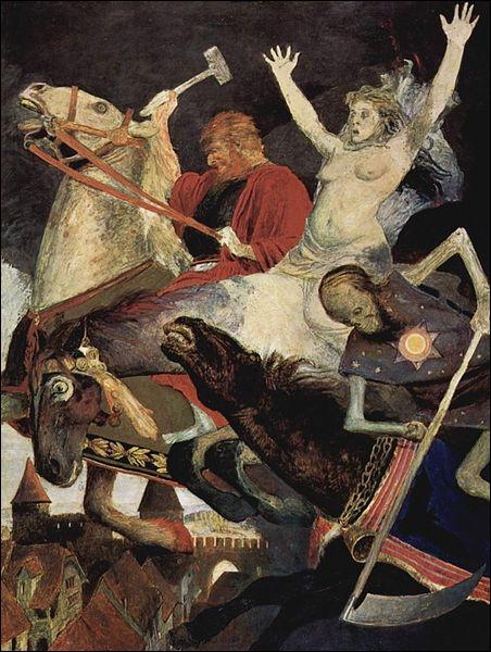 La Guerre, 1896