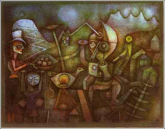 Carnaval dans les montagnes, 1923-24