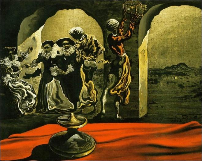 Le Buste de Voltaire, 1941
