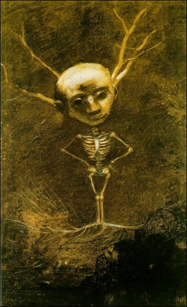 L'esprit de la forêt, 1880